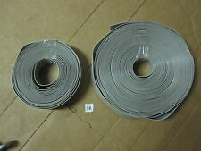 "New 2 Rolls of 2"" Rubber Boarder, Kick plate, Guard, 3mm Thick"