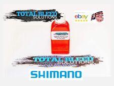 50 ml de aceite mineral Genuino Shimano Deore Xtr líquido de freno hidráulico. Zee Slx