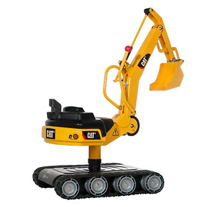 ROLLY TOYS CAT Metal Digger