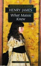 HENRY JAMES What Maisie Knew 2000 SC Book
