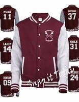 Beacon Hills Lacrosse - Teen Wolf Stilinski Lahey McCall Unisex Varsity Jacket