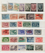 GREECE EUROPE  STAMPS   USED & MH   LOT  23406
