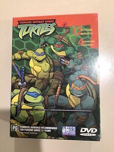 Teenage Mutant Ninja Turtles : Collection 1 (DVD, 2003)