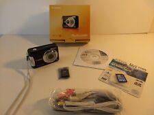 Canon PowerShot A480 10.0MP Digital Camera - Black