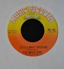 The Magic Ring Music Factory 40 Little Mary Sunshine and Do I Love You