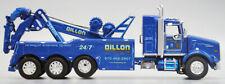 DCP DILLON KW T800 W/TRI-AXLE WRECKER 1/64 34063