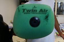 filtro aria CRF450R 13 14 15 16 CRF250R 14 15 16 17 twin air 150221X pre oiled