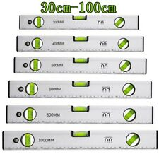 Aluminium Wasserwaage 3Messmodus Magnetwasserwage Präzisionswasserwaage 30-100cm