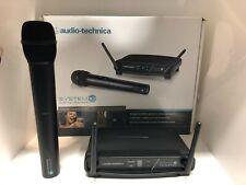 Audio Technica System 10 ATW-1102 Digital Handheld Wireless Microphone