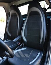 seat covers Smart FORTWO II W451 luxury premium Leather Interior personal style