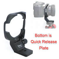 Tripod Mount Collar with 46mm Quick Release Plate for Canon TS-E 24mm f/3.5L II