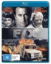 F/X ( F / X - Murder by Illusion ) ( F X ) - Blu Ray Disc -