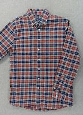 Vineyard Vines Long Sleeve Button Down Whale Shirt (Boys Large 16)