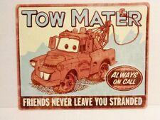 Tow-Mater Sign