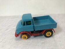 LESNEY MATCHBOX UNIMOG TRUCK No. 49 (9D)