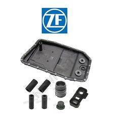 For BMW E90 E60 F01 7-Series Mechatronic Seals & A/T Oil Pan & Filter KIT ZF OEM