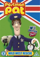 Postman Pat: Wild West Rescue DVD NUOVO