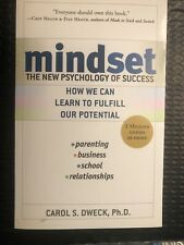 Mindset The New Psychology of Success  2006 Isbn 987-0-345-47232-8