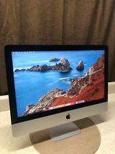 "Apple iMac 2015 21.5"" Ret 4K Quad Core i7 3.3 16GB 512GB SSD MK452LL/A  A"