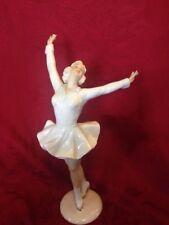 Schaubach Kunst Skater Porcelain Figurine