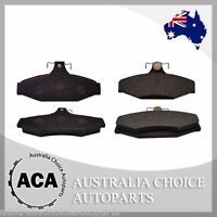 Premium Rear Brake Pads for Ford Fairlane Falcon FPV Typhoon BA BF FG 1376