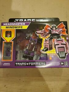 Headmaster Mindwipe Transformer Walmart reissue