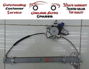 2013 Nissan NV200 Window Motor Regulator Mechanism Front Driver Right Side 80730