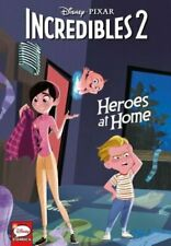Disney-Pixar the Incredibles 2: Heroes at Home (Younger Readers Graphic Novel)