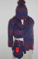 Neues AngebotESPRIT warmes Set: Mütze, Schal, Handschuhe Neu UVP 101,85€