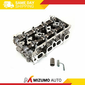 Complete Cylinder Head Fit 05-16 Toyota Tacoma / 2010 4Runner 2.7L DOHC 2TRFE