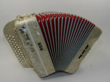 Handharmonika, Akkordeon , Öllerer V , Cassotto , B-Es, Club