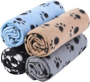 SMALL PET BLANKET/FLEECE/THROW FOR DOG CAT SOFT BRAND NEW  70 x 100 CM