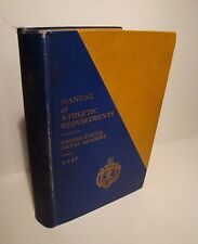 1927 United States Naval Academy Athletic Requirements-Sports-Baseball-USN-Navy