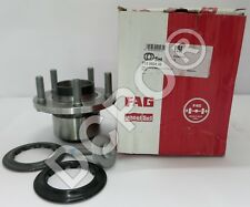 Volvo Wheel Bearing Kit Front FAG 713660440 31340604