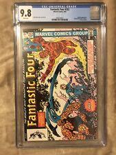 Fantastic Four #252 (1983) CGC 9.8