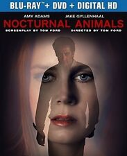 Nocturnal Animals (Blu-ray/DVD 2017 2-disc set includes Digital Copy) NEW sealed