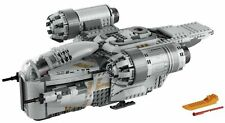Lego Star Wars The Mandalorian Razor Crest Ship ONLY NO Figures