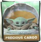 Precious Cargo Reusable Tote Bag Star Wars The Mandalorian Grogu Disney+