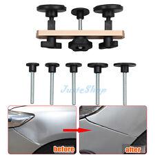 Paintless Repair Bridge PDR Dent Puller Glue Tab Hail Car Damage Removal Tools 7