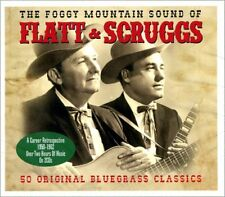 Foggy Mountain Sound of Flatt & Scruggs: 50 Original Bluegrass Classics (2-CD) I