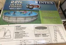 "Intex Ultra Frame pool parts 22' x 52"" - Horizontal Frame Pieces"