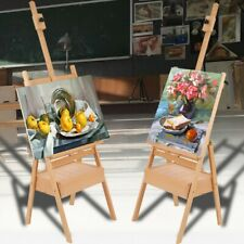 Painting Easel 61 Inch Art Painting Board Stand Painting Adjustable Floor Easels