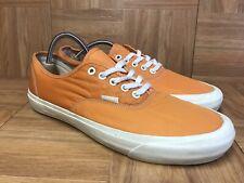 RARE🔥 Vans Vault LX Our Legacy SAMPLE Authentic Pro Orange Ripstop Sz 10 Men's