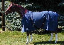New Masta Suede Fleece Sheet Cooler / Blanket Liner Horse size 72 Navy