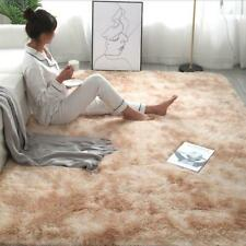 Thick Shaggy Large Rugs Hallway Rug Runner Non Slip Living Room Carpet Fluffy