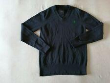 G-Star RAW Pullover, gr. M, Schwarz,Blau 70% Baumwolle, 25% Nylon, 5% Alpaka