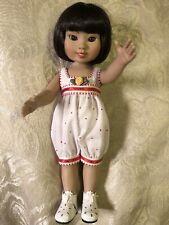 Robert Tonner Mary Engelbreit Ann Estelle Gracie Basic Doll Asian Extra Dress