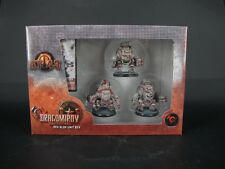 RACKHAM AT-43 Red Blok Dragormirov Kolossus Strielitz Tactics Game Figure RBTA04