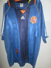 Spain 1998-2000 Away Football Shirt Size XL /6048