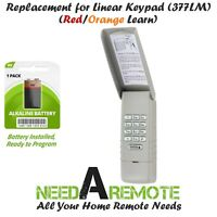 For Liftmaster Garage Door Keypad, 977LM Keyless Entry Opener 971LM 973LM 390mhz